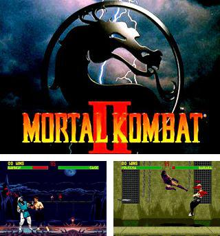 In addition to the sis game Beach Volleyball: Venice for Symbian phones, you can also download Mortal kombat 2 for free.
