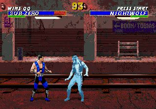 Mortal kombat 3 - Symbian game  Mortal kombat 3 sis download