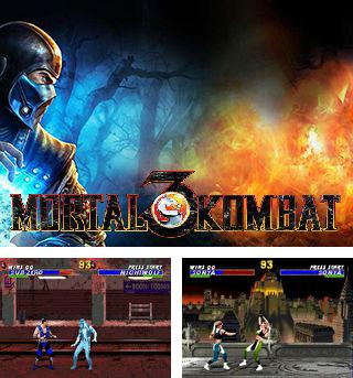 In addition to the sis game Road rash for Symbian phones, you can also download Mortal kombat 3 for free.