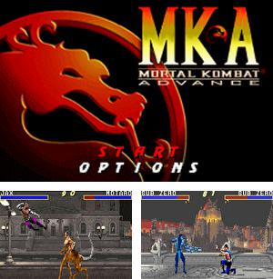 In addition to the sis game Tom Clancy's Splinter Cell: Pandora Tomorrow for Symbian phones, you can also download Mortal Kombat Advance for free.