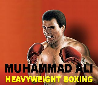 Muhammad Ali: Heavyweight boxing