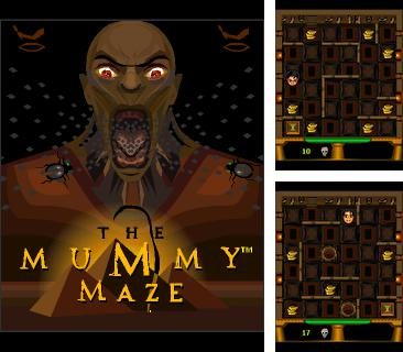 In addition to the sis game Terminator for Symbian phones, you can also download Mummy Maze for free.