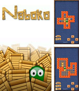 In addition to the sis game Wizards and Warriors for Symbian phones, you can also download Naboko for free.
