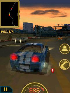need for speed carbon nokia n70