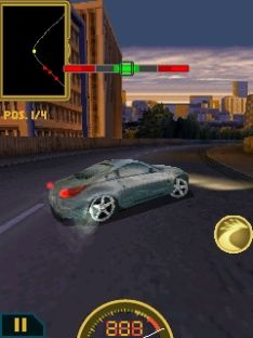 Need For Speed Undercover - Symbian game  Need For Speed Undercover