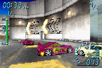 Need for Speed Underground - Symbian game  Need for Speed
