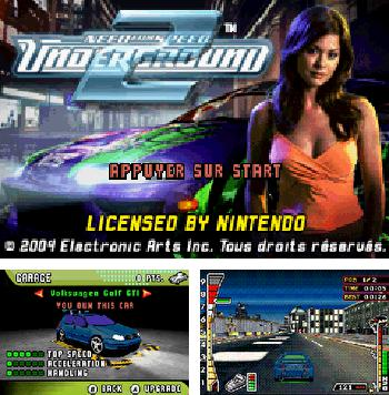 In addition to the sis game Sky force for Symbian phones, you can also download Need for Speed Underground 2 for free.