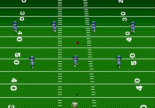 NFL '95 - Symbian game screenshots. Gameplay NFL '95.