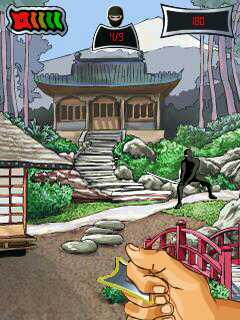 Play Ninja strike for Symbian. Download top sis games for free.