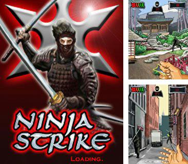 In addition to the sis game Desert Demolition: Starring Road Runner and Wile E. Coyote for Symbian phones, you can also download Ninja strike for free.