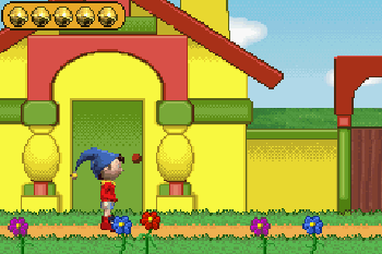 Noddy: A day in Toyland download free Symbian game. Daily updates with the best sis games.