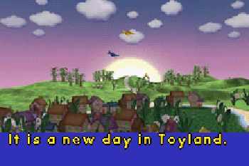 Noddy: A day in Toyland - Symbian game screenshots. Gameplay Noddy: A day in Toyland.