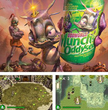 In addition to the sis game Ecco: The tides of time for Symbian phones, you can also download Oddworld: Munchs Oddysee for free.