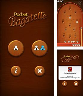 In addition to the sis game Virtua racing for Symbian phones, you can also download Offscreen bagatelle for free.