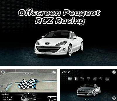 In addition to the sis game 9S for Symbian phones, you can also download Offscreen Peugeot RCZ racing for free.