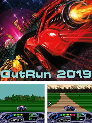 In addition to the sis game Two crude dudes for Symbian phones, you can also download Outrun 2019 for free.