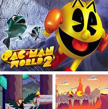In addition to the sis game Scooby-Doo and the Cyber Chase for Symbian phones, you can also download Pac-Man World 2 for free.