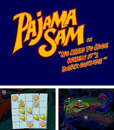 In addition to the sis game Blades of Thunder for Symbian phones, you can also download Pajama Sam: No Need to Hide When It's Dark Outside for free.