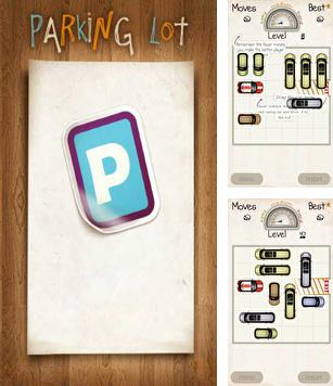 In addition to the sis game NASCAR: Heat 2002 for Symbian phones, you can also download Parking Lot for free.