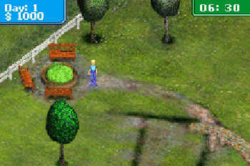 Paws & Claws: Pet resort - Symbian game screenshots. Gameplay Paws & Claws: Pet resort.