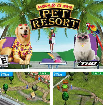 In addition to the sis game Alien 3 for Symbian phones, you can also download Paws & Claws: Pet resort for free.