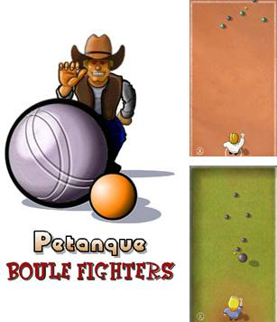 In addition to the sis game Power drive for Symbian phones, you can also download Petanque Boule Fighters for free.