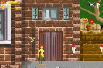 Peter Pan: Return to Neverland - Symbian game. Peter Pan ...