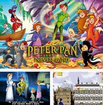 In addition to the sis game Sword of Sodan for Symbian phones, you can also download Peter Pan: Return to Neverland for free.