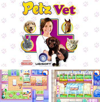 In addition to the sis game Darius 2 for Symbian phones, you can also download Petz vet for free.