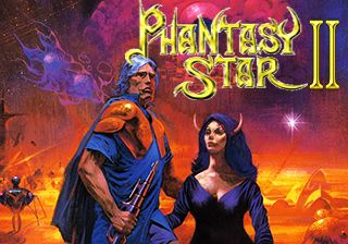 Phantasy star 2