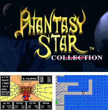 In addition to the sis game Warcraft 2 for Symbian phones, you can also download Phantasy star collection for free.