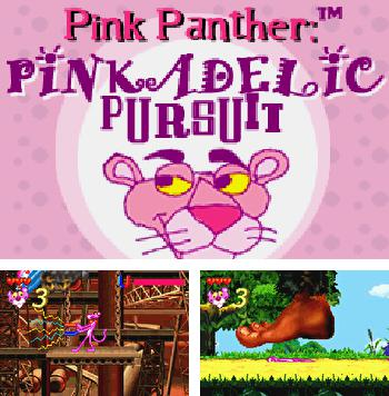 In addition to the sis game Sims 3 HD full for Symbian phones, you can also download Pink Panther Pinkadelic Pursuit for free.