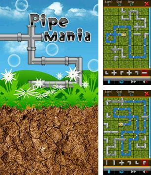 In addition to the sis game Greg Hastings' Tournament Paintball Max'd for Symbian phones, you can also download Pipe Mania for free.