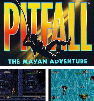In addition to the sis game Ninja strike for Symbian phones, you can also download Pitfall: The mayan adventure (Sega) for free.