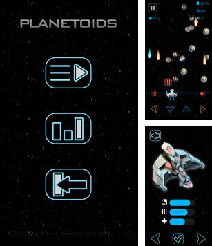 In addition to the sis game Ultima: Quest of the Avatar for Symbian phones, you can also download Planetoids for free.