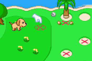 Pocket dogs - Symbian game screenshots. Gameplay Pocket dogs.