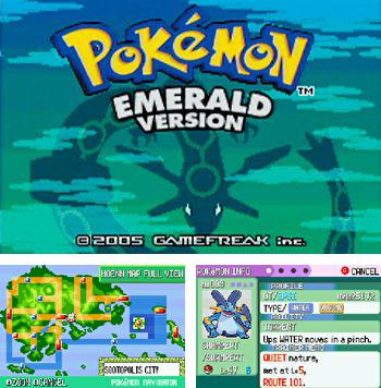 In addition to the sis game Semko for Symbian phones, you can also download Pokemon: Emerald Version for free.