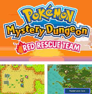 Zusätzlich zum sis-Spiel Fußball mit Dino Dini für Symbian-Telefone können Sie auch kostenlos Pokemon Mysteriöses Labyrinth: Rotes Rettungsteam, Pokemon Mystery Dungeon Red Rescue Team herunterladen.