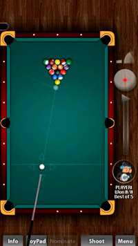 Pool rebel download free Symbian game. Daily updates with the best sis games.
