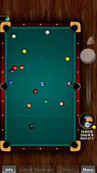 Play Pool rebel for Symbian. Download top sis games for free.