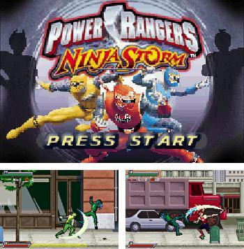 In addition to the sis game Cut the Rope for Symbian phones, you can also download Power Rangers Ninja Storm for free.