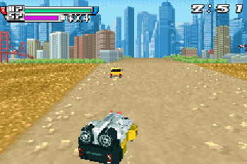 Power rangers: Space patrol Delta - Symbian game screenshots. Gameplay Power rangers: Space patrol Delta.
