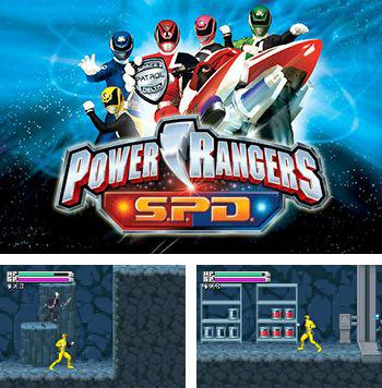 Power rangers: Space patrol Delta