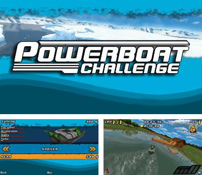 In addition to the sis game Yu Yu hakusho: Gaiden for Symbian phones, you can also download Powerboat Challenge 3D for free.