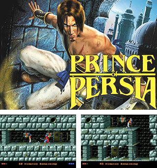 In addition to the sis game Sky force: Reloaded for Symbian phones, you can also download Prince of Persia for free.