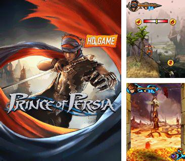 In addition to the sis game Tomb Raider Underworld 3D for Symbian phones, you can also download Prince of Persia for free.