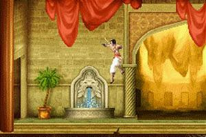 Le Prince de Perse: Les Sables du temps - Écrans du jeu Symbian. Gameplay Prince of Persia: The Sands of Time.