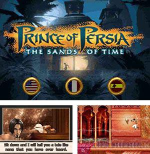 In addition to the sis game Ghostbusters for Symbian phones, you can also download Prince of Persia: The Sands of Time for free.