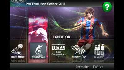 Pro Evolution Soccer 2011 download free Symbian game. Daily updates with the best sis games.