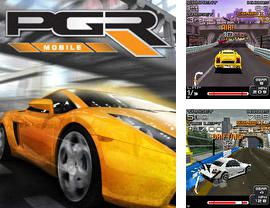 In addition to the sis game Tecmo super baseball for Symbian phones, you can also download Project Gotham racing for free.